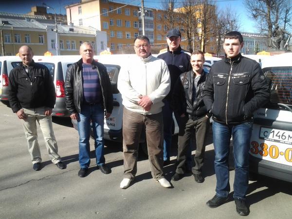 Водители такси Смоленск